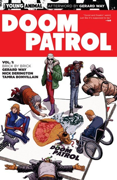 Doom Patrol Vol. 1 – Brick by Brick (TPB) (2017)