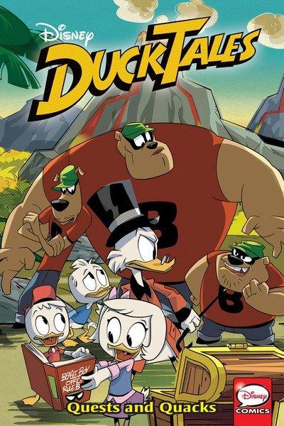 DuckTales Vol. 3 – Quests and Quacks (TPB) (2018)