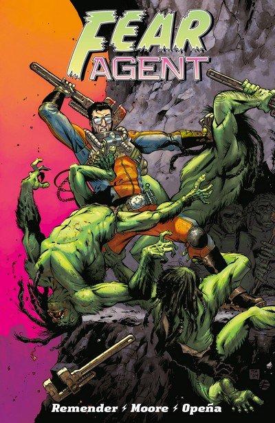 Fear Agent – Final Edition Vol. 1 – 4 (TPB) (2018)
