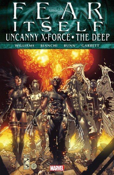 Fear Itself – Uncanny X-Force – The Deep (TPB) (2012)