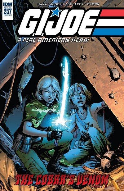 G.I. Joe – A Real American Hero #257 (2018)