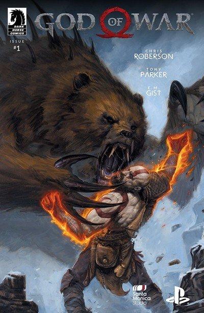 God Of War #1 (2018)