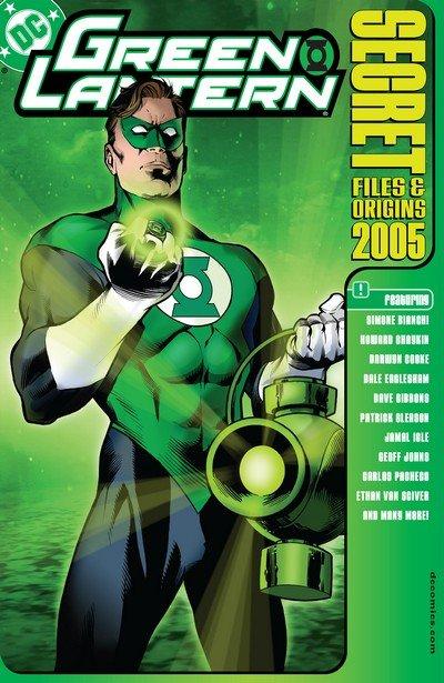 Green Lantern – Secret Files and Origins (2005)
