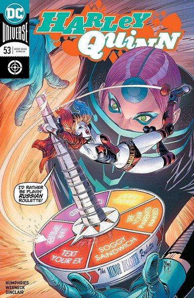 Harley Quinn #53 (2018)