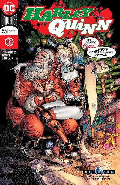 Harley Quinn #55 (2018)