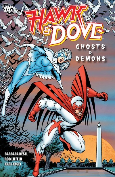 Hawk & Dove – Ghosts & Demons (TPB) (2012)