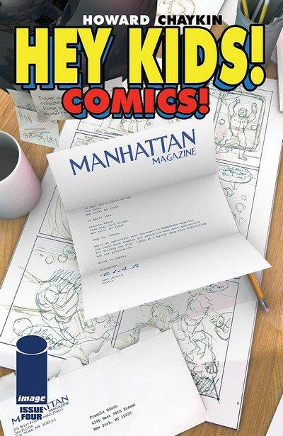 Hey Kids! Comics! #4 (2018)