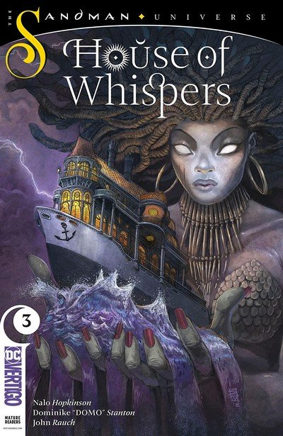 House Of Whispers #3 (2018)