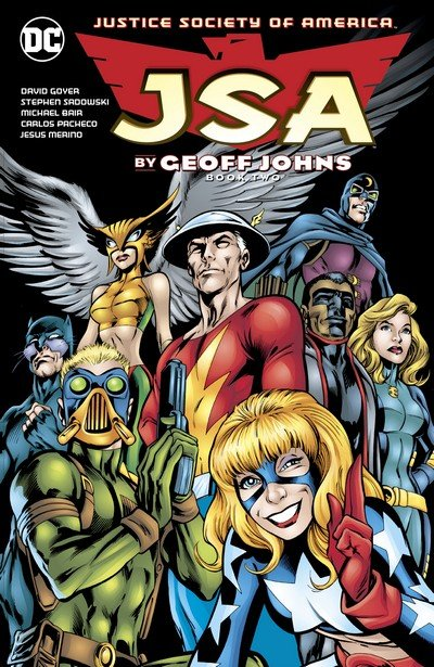 JSA by Geoff Johns Book 2 (2018)