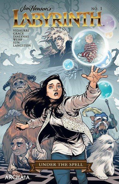 Jim Henson's Labyrinth – Under The Spell #1 (2018)