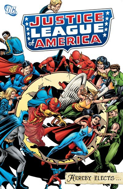 Justice League of America Hereby Elects (TPB) (2006)