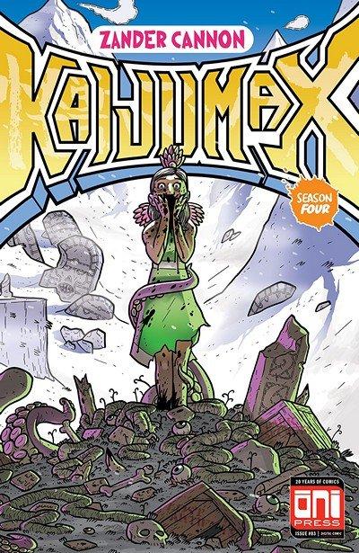 Kaijumax – Season Four #3 (2018)