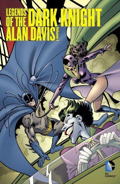 Legends of the Dark Knight – Alan Davis Vol. 1 (TPB) (2012)