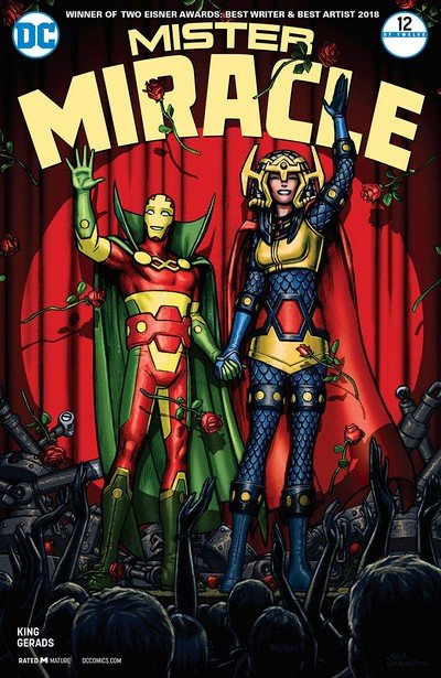 Mister Miracle #12 (2018)