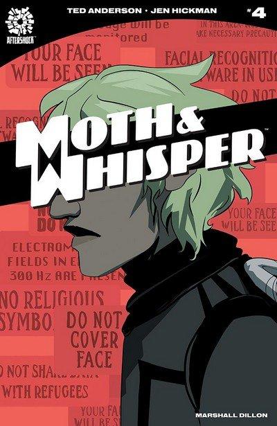 Moth And Whisper #4 (2018)