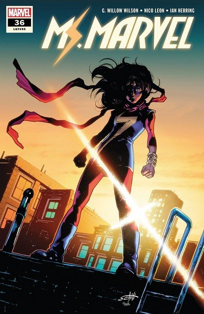 Ms. Marvel #36 (2018)