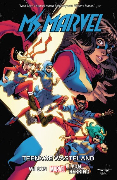 Ms. Marvel Vol. 9 (TPB) (2018)