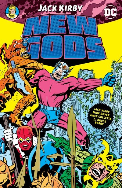 New Gods by Jack Kirby (TPB) (2018)