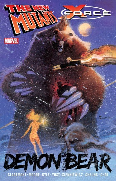 New Mutants – X-Force – Demon Bear (TPB) (2014)