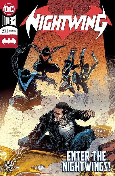 Nightwing #52 (2018)