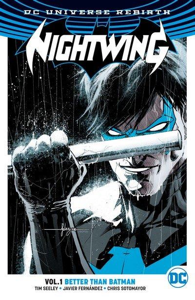 Nightwing Vol. 4 (Rebirth) TPBs – Vol. 1 – 8 (2017-2019)