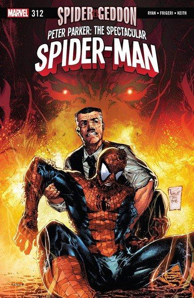 Peter Parker – The Spectacular Spider-Man #312 (2018)