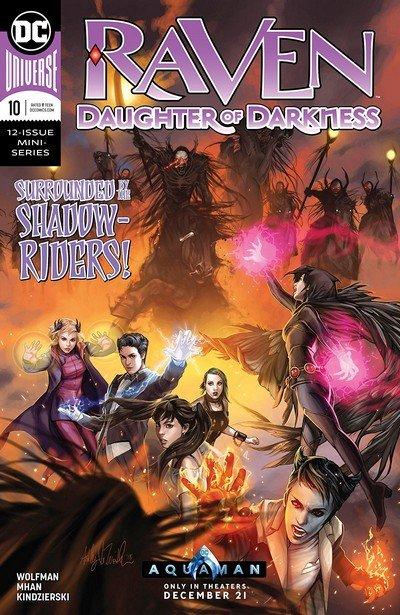 Raven – Daughter Of Darkness #10 (2018)
