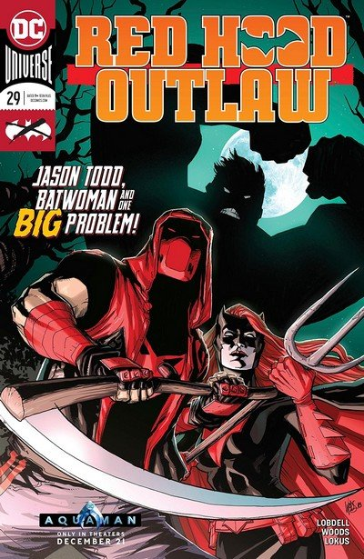 Red Hood – Outlaw #29 (2018)
