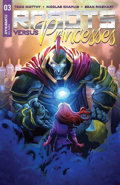 Robots Vs. Princesses #3 (2018)