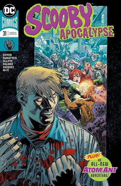 Scooby Apocalypse #31 (2018)