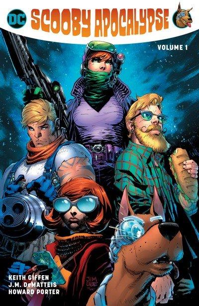 Scooby Apocalypse Vol. 1 – 6 (TPB) (2017-2019)