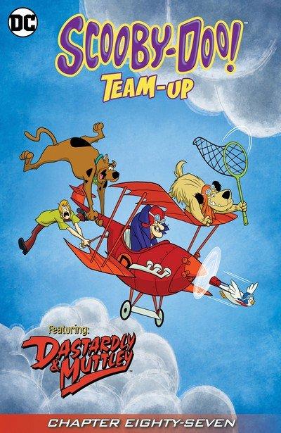 Scooby-Doo Team-Up #87 (2018)