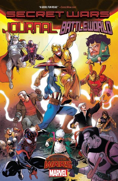 Secret Wars Journal – Battleworld (TPB) (2016)