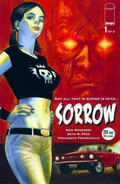 Sorrow #1 – 4 (2007-2008)