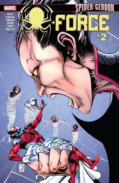 Spider-Force #2 (2018)