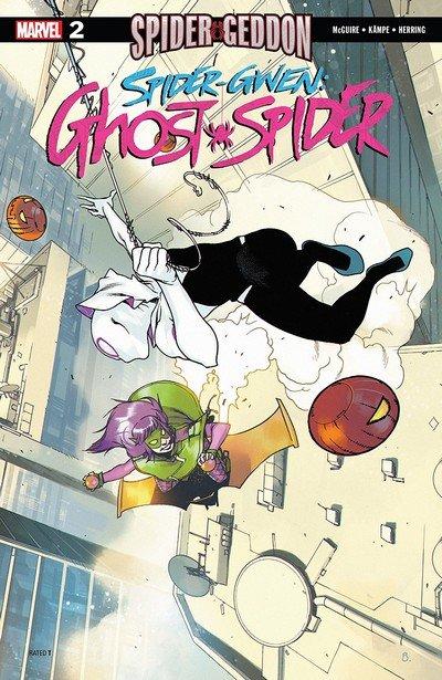 Spider-Gwen – Ghost-Spider #2 (2018)