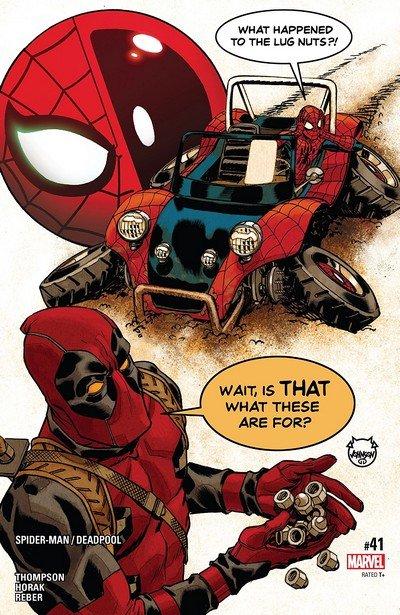 Spider-Man – Deadpool #41 (2018)