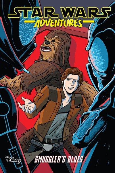 Star Wars Adventures Vol. 4 – Smuggler's Blues (TPB) (2018)
