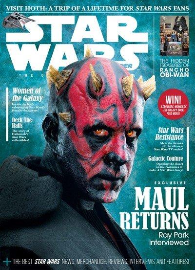 Star Wars Insider #185 (2018)