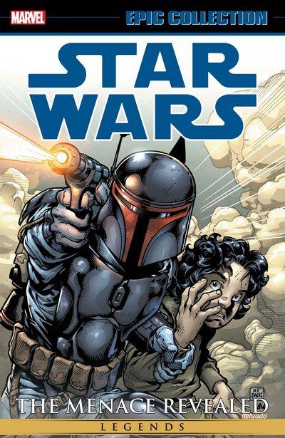 Star Wars Legends Epic Collection – The Menace Revealed Vol. 1 (2018)