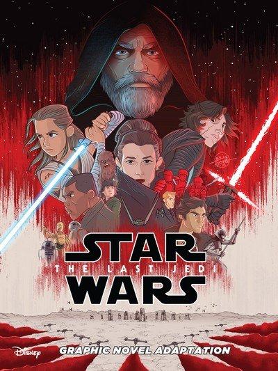 Star Wars – The Last Jedi Graphic Novel Adaptation (2018)