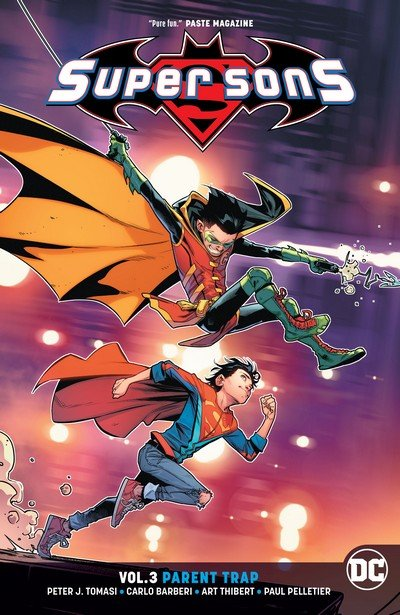 Super Sons Vol. 3 – Parent Trap (TPB) (2018)