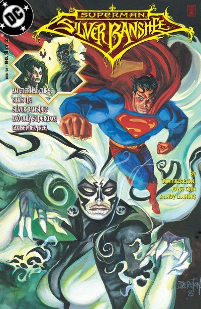 Superman – Silver Banshee #1 – 2 (1998)