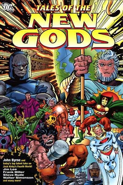 Tales of the New Gods (TPB) (2008)
