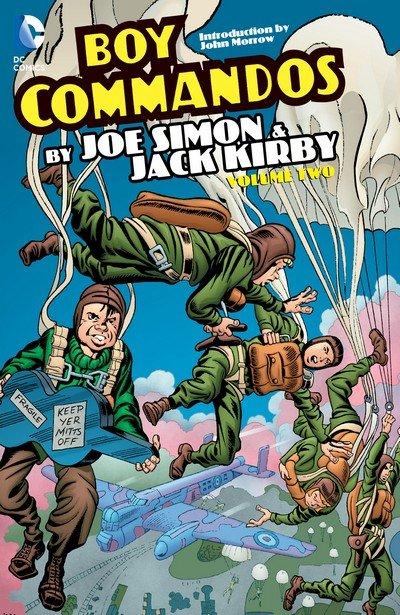 The Boy Commandos by Joe Simon & Jack Kirby Vol. 2 (TPB) (2015)