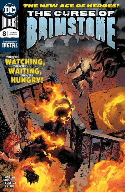 The Curse Of Brimstone #8 (2018)