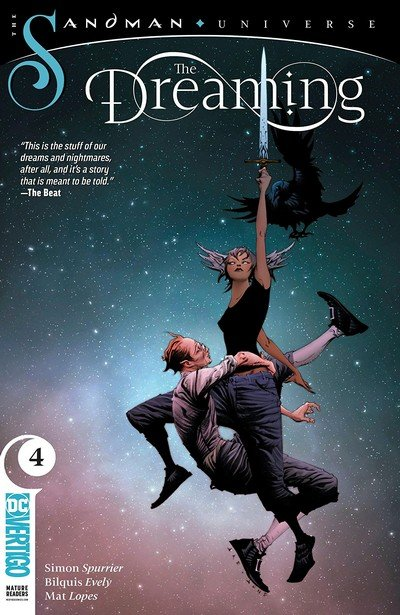 The Dreaming #4 (2018)