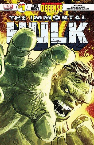 The Immortal Hulk – The Best Defense #1 (2018)