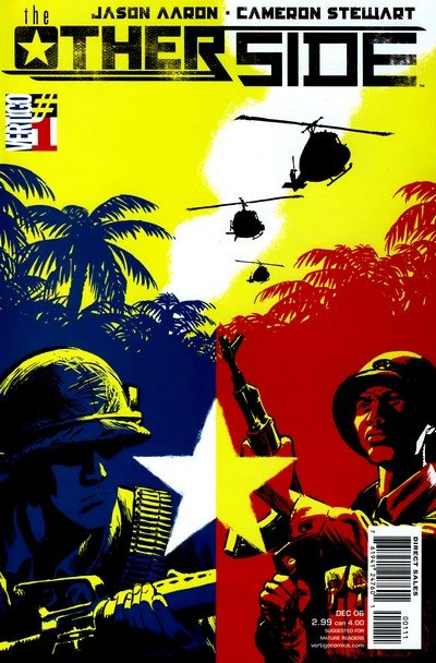 The Other Side #1 – 5 (2006-2007)