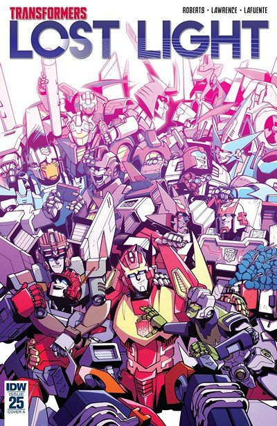 The Transformers – Lost Light #25 (2018)